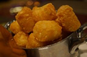 las vegas - truffle tater tots