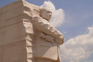 dr. king memorial