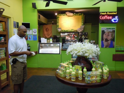 key lime store photo courtesy of The Harrises of Chicago