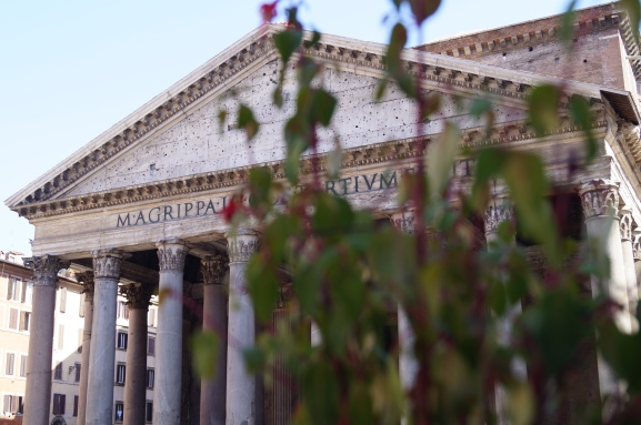 pantheon - photo courtesy of The Harrises of Chicago