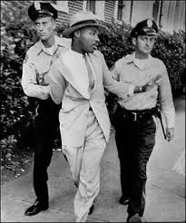 martin luther king, jr. - arrest