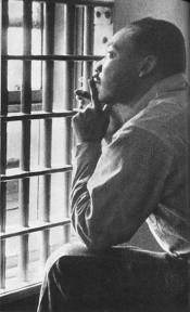 martin luther king, jr. - jail