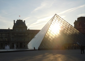 louvre | paris | photo courtesy of The Harrises of Chicago