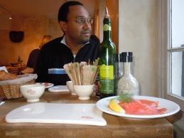 croissants | cafe | paris | photo courtesy of The Harrises of Chicago