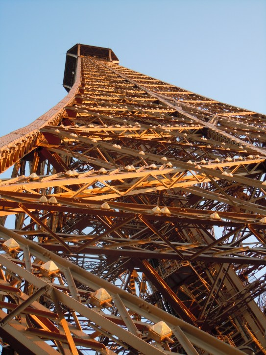 eiffel tower | photo courtesy of The Harrises of Chicago